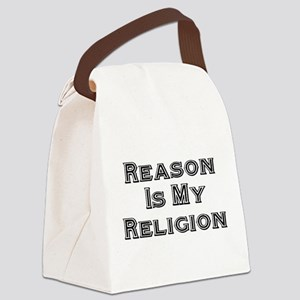 reason01a Canvas Lunch Bag